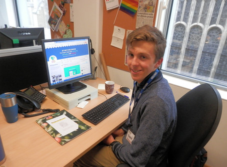 Work Experience: The Climate Coalition