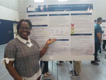 Dissertation poster competition at Florida Atlantic University