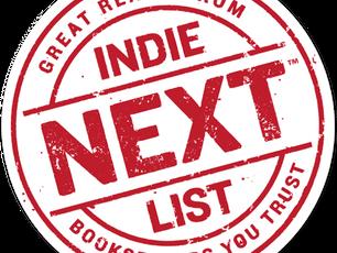 Ryan Quinn Makes the Indie Next List!