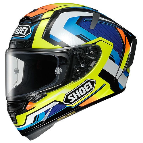 Shoei X-Spirit 3 Brink TC-10