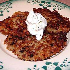 Babuni Potato Pancakes Placki Ziemniaczane