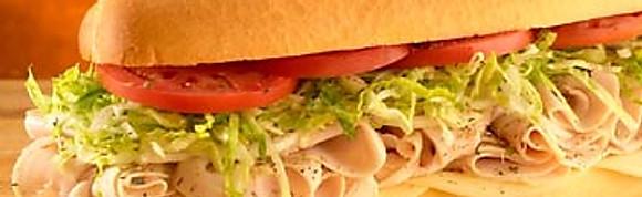 Babuni's Deli, hot and cold sandwiches
