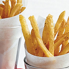 Homemade French Fries : Pom Frites