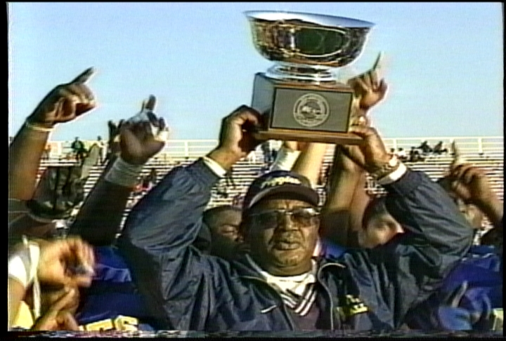 Hayes Holds Trophy - Copy