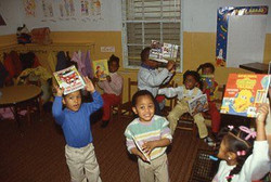 RELAY BOOK KIDS HOLD BOOK