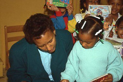 BOOK GIVEAWAY_GIRL READS TO MOM