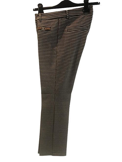Pantalon pied de poule Cambio