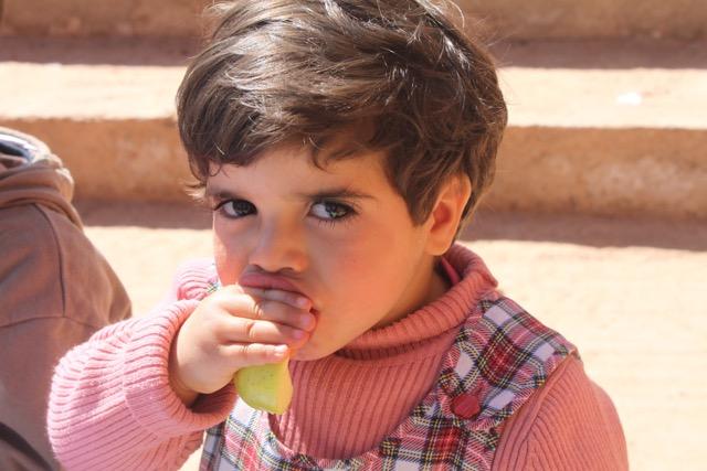 Les enfants de Dar Bouidar