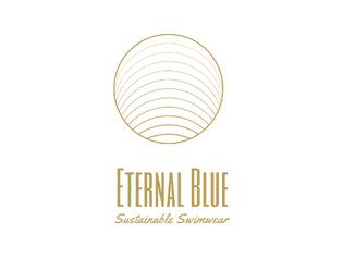 Eternal Blue Sustainable Swimwear // Tatjana Ramon