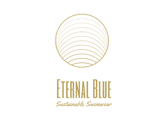 Eternal Blue Sustainable Swimwear // Tatjana Ramon
