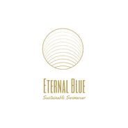 Eternal Blue Sustainable Swimwear
