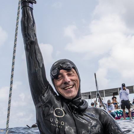 Préparation des championnats du monde de plongée en apnée 2019  || Île de Roatán (Honduras)