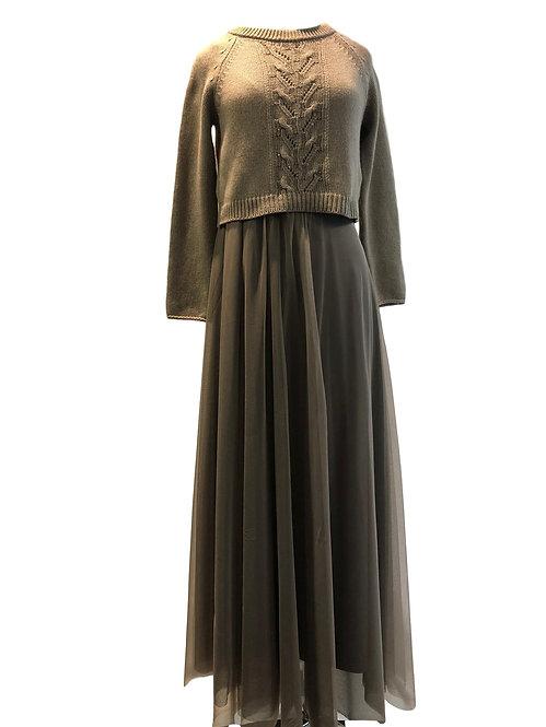 Robe longue Tonet