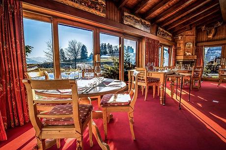 Les Ecovets Restaurant | Villars-sur-Ollon Suisse