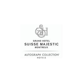 Grand Hôtel Suisse Majestic Montreux