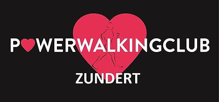1powerwalkingclub Zundert logo witte let