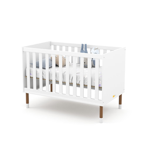 Berço Up branco - Matic Móveis