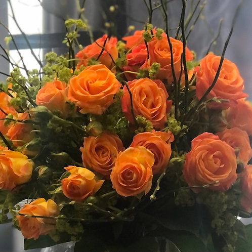 Bouquet di Roselline in diverse varianti di colore