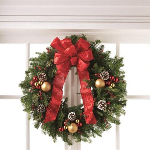 Fuoriporta Natale tradizionale