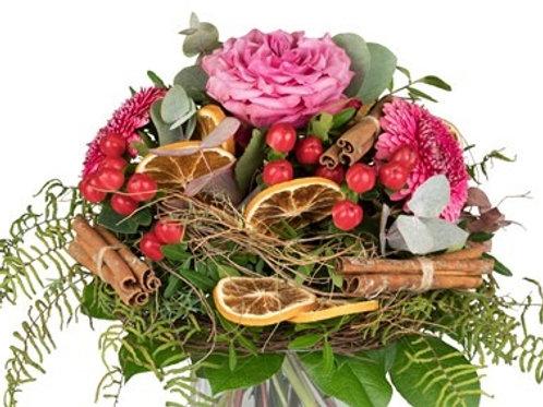 Bouquet Arancia e cannella