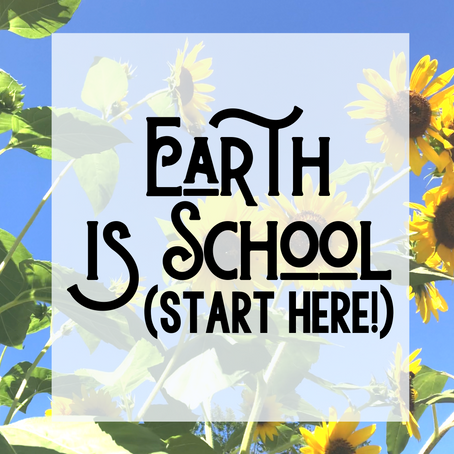 Start Here! | Earth is School