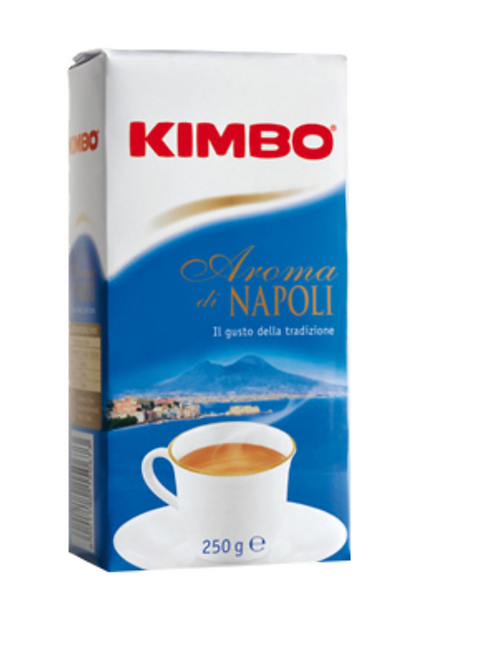 Kimbo aroma napoli 250 gr