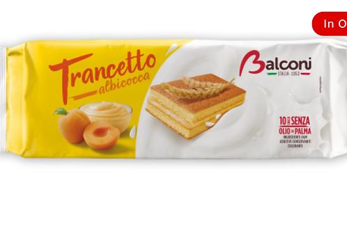 Balconi trancetto albicocca x10 280 gr