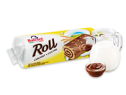 Balconi roll cacao 300 gr