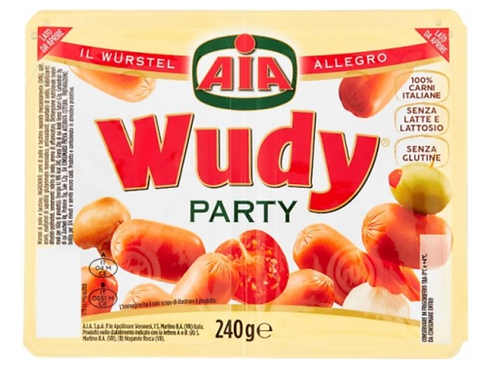 Aia wudy party 240 gr