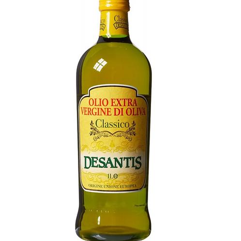 Desantis olio extravergine d'oliva classico 1 lt