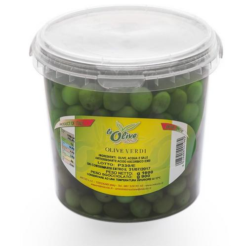 Miccio olive verdi 900 gr