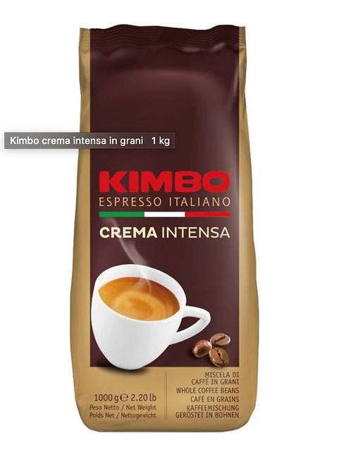 Kimbo crema intensa in grani 1 kg