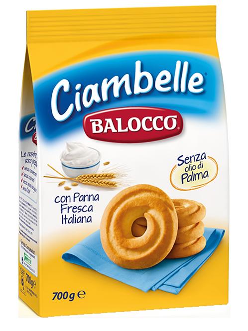 Balocco ciambelle 700 gr