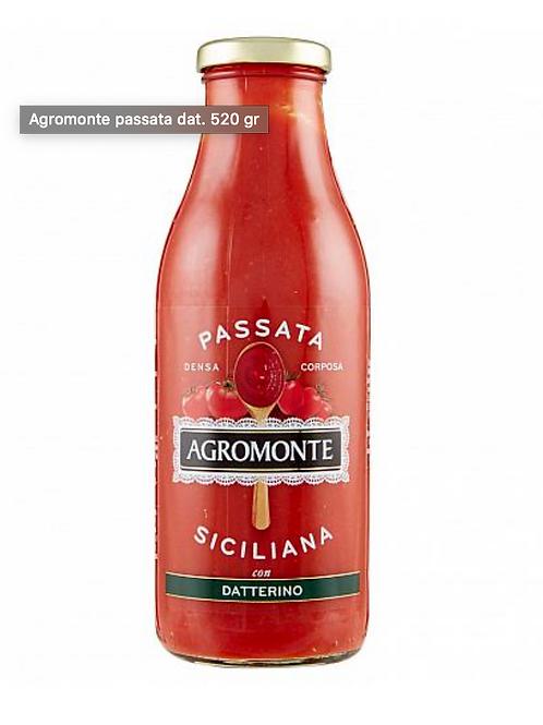 Agromonte passata dat. 520 gr