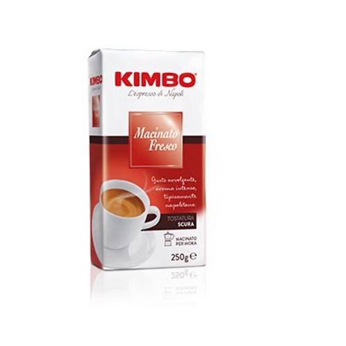 Kimbo macinato fresco 250 gr