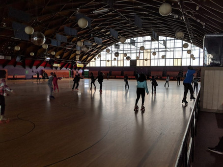 Skating Party at Northland Roller Rink