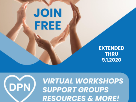 FREE DPN Membership has been extended!