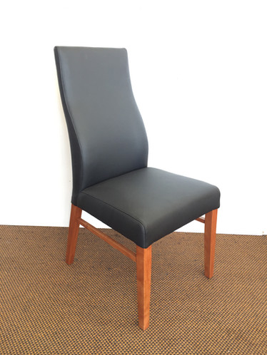 Ivy Leather Chair.