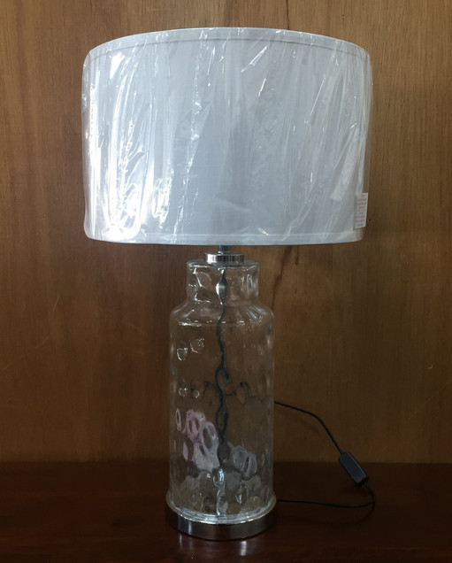 Lamp Ripple Glass.