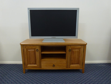 Ash Tv Unit 1300mm
