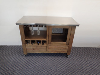 Cordel Kitchen Work Bench