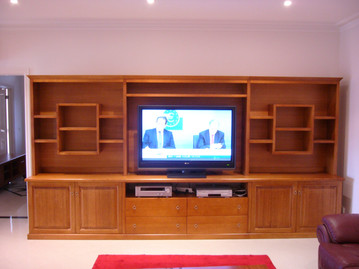 TV Wallunit To Order