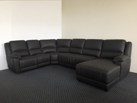 Clinton Corner Lounge with Sofa Bed