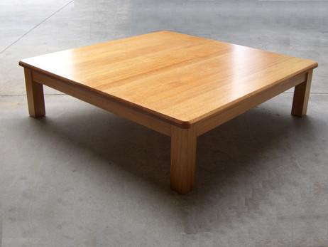 Brighton Ash Coffee Table. 1200 x1200mm.