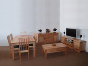 Ash Furniture Setting