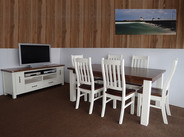 Imperial 7 Pce Dining Setting & Entertainment Unit