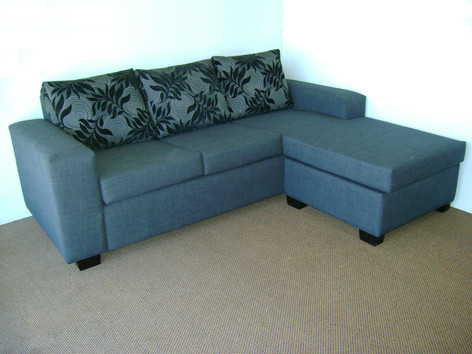 Sarah 3 Seater Chaise