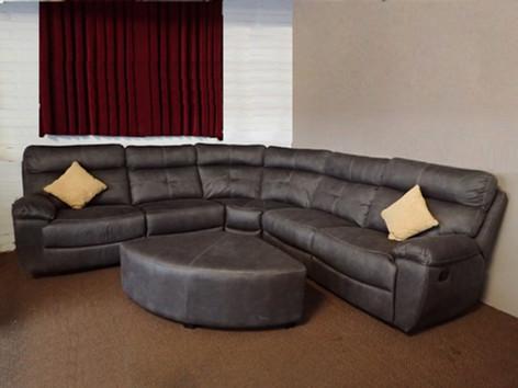 Jasper 6 Pce Crn Lounge.