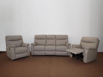 Houston 4 Recliner Lounge .