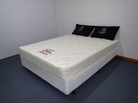 QS Chiro Kids Mattress And Base